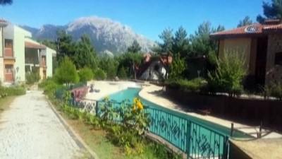 Tatil sitesi sahibinden 'Bin dolar bozdur 3 gün bedava tatil yap' kampanyası