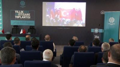 Türkiye Maarif Vakfı Ülke Direktörleri İstişare toplantısı - ANKARA