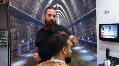 rahip -  ABD'ye tepki için Amerikan tıraşını yasakladı