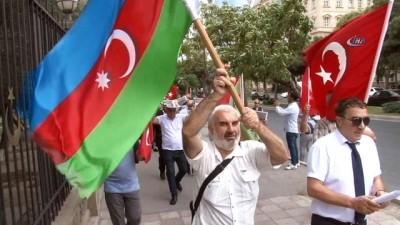 - Azerbaycan'da ABD'nin Türkiye'ye Yönelik Yaptırımları Protesto Edildi