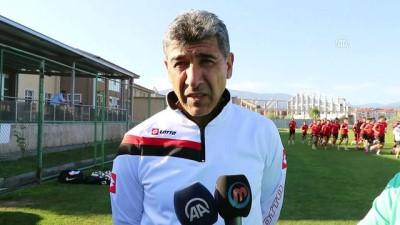 Boluspor'da Tetiş Yapı Elazığspor maçı hazırlıkları - BOLU