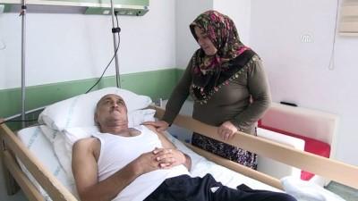 Buerger hastası protez bacakla yeniden yürüyecek - SAMSUN