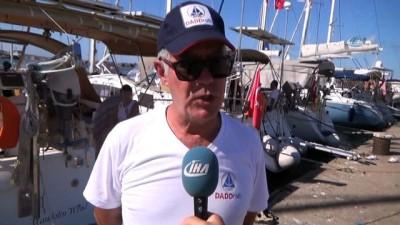 amator -  DADDralli ekibi 24 tekne ile Fatsa'da