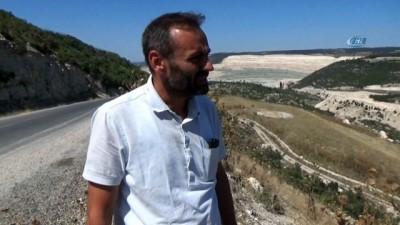Emet'te 7 bin ton asit sızdı iddiası