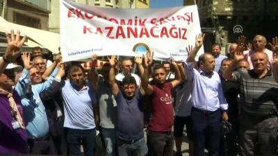 Esnaftan Türk lirasına destek - İSTANBUL