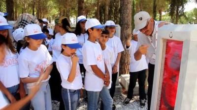 'Sporla Kendimi ve Çevremi Tanıyorum' projesi - VAN