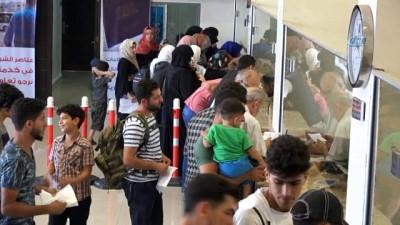 - Suriyeli mülteciler bayram tatili için ülkelerine dönüyor