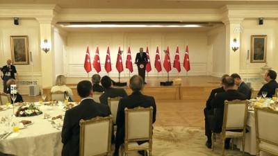 TBMM Başkanı Yıldırım: 'Türkiye siyasi hesaplarla yapılan ekonomik dayatmalara kapalıdır' - TBMM