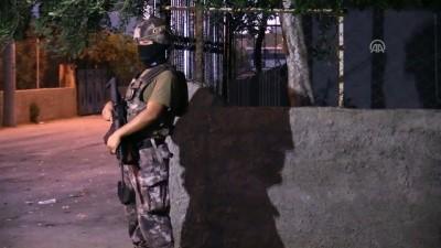 ozel harekat polisleri - Terör operasyonu - ADANA
