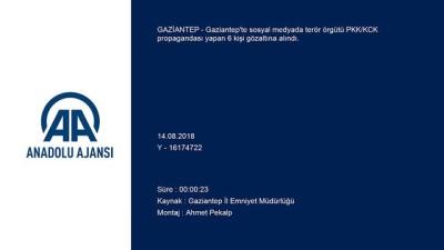 Terör operasyonu - GAZİANTEP