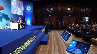 10.Büyükelçiler konferansı - Sudan Dışişleri Bakanı Al-Dirdiri Mohamed Ahmed - ANKARA