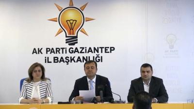 AK Parti 6. Büyük Olağan Kongresi'ne doğru - GAZİANTEP
