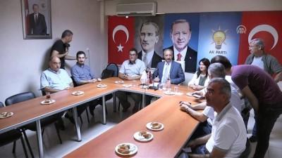 AK Parti 6. Büyük Olağan Kongresi'ne doğru - MUĞLA