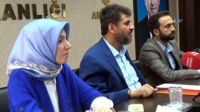 """AK Parti 6'ıncı olağan kongresine doğru... Kahramanmaraş İl Başkanı Debgici: """"Demokrasi şöleni içinde kongremiz gerçekleşecektir"""""""