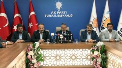 AK Parti İl Başkanı Salman: 'Birlik ve beraberlikle aşamayacağımız sıkıntı yok'