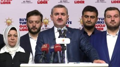 AK Parti Kongresi'ne İstanbul'dan 10 binden fazla kişi katılacak - İSTANBUL
