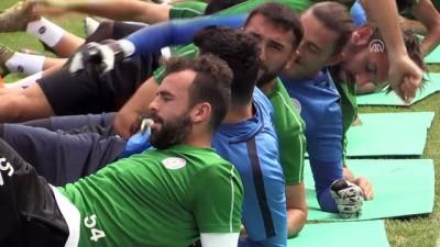 mantalite - 'Bir maç kaybettik diye karamsarlığa girmemek gerekir' - RİZE