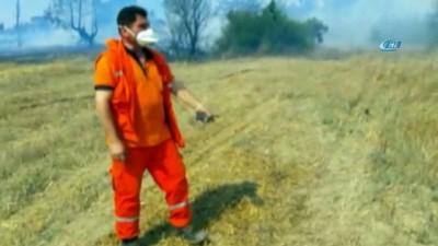Bolu'da orman yangını... Bölgeye çok sayıda itfaiye ekibi sevk edildi
