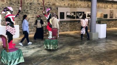 bulduk - Cumhurbaşkanı Erdoğan'ın Baksı Müzesi'ni ziyareti sevindirdi - BAYBURT