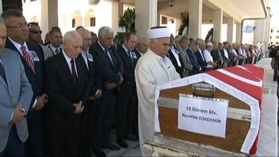 ogretmen -  Eski Milletvekili Nureddin Tokdemir son yolculuğuna uğurlandı
