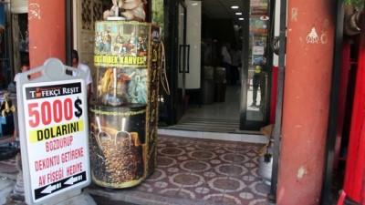Esnaftan Türk lirasına destek - HATAY