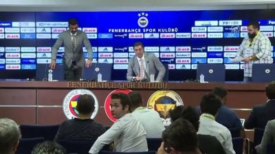 devre arasi - Fenerbahçe - Benfica maçının ardından - Benfica Teknik Direktörü Vitoria - İSTANBUL