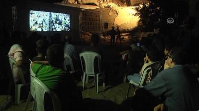 İsrail'in gazetecilere yönelik ihlallerini anlatan belgesel film: 'Üçüncü Göz' - GAZZE