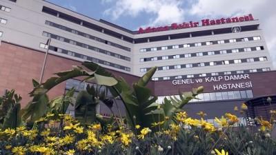 Şehir hastanesinde tekstil ürünlerine 'çipli takip' - ADANA