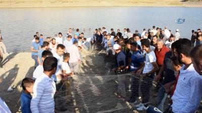 Serinlemek için gölete giren çocuğun cesedi bulundu
