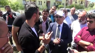 Sofuoğlu, pist alanında incelemelerde bulundu - AFYONKARAHİSAR
