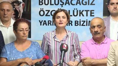 Berberoğlu ve Erdem'e destek açıklaması - İSTANBUL