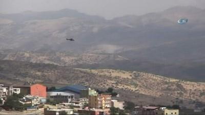 helikopter -  Bingöl'de 5 terörist etkisiz hale getirildi