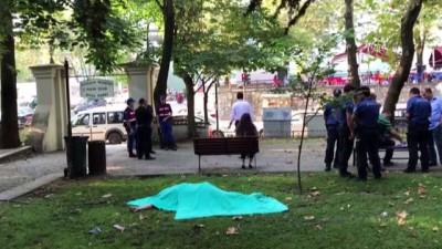uyusturucu - Bir kişi parkta ölü bulundu - BURSA