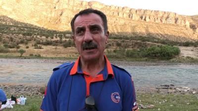 Botan Çayı'nda boğulmalara karşı önlem - SİİRT