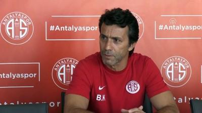 'Bu yıl Antalyaspor için geçen seneden daha zor' - ANTALYA