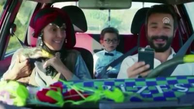 Çocuklar, hatalı sürücüleri kırmızı düdükle uyaracak - ANKARA