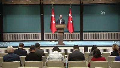 Cumhurbaşkanlığı Sözcüsü Kalın: ''Türkiye, kimseyle bir ekonomik savaş peşinde değildir'' - ANKARA