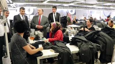 'İstihdamımız artıyor, işsiz sayımız azalıyor' - ADANA