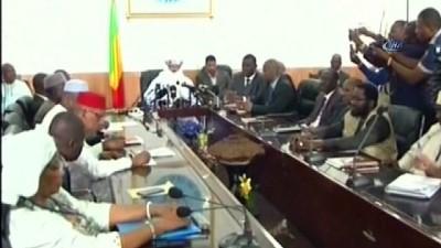 cumhurbaskanligi -  - Keita, Yeniden Mali Cumhurbaşkanı Seçildi
