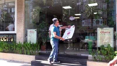 Lokantacılar ve Pastacılar Federasyonundan ABD ürünlerine boykot - İZMİR
