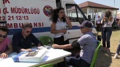 Uçaklar 'İnönü Köyü' için kalktı - ESKİŞEHİR