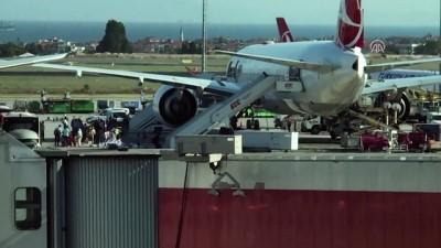 Uçakta sigara içen yolcuya bin 717 lira ceza - İSTANBUL