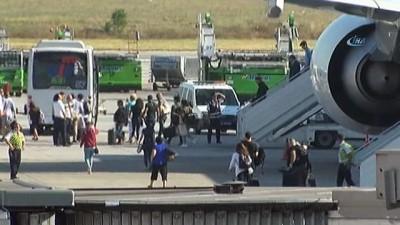 Uçakta sigara içen yolcuya bin 717 lira para cezası