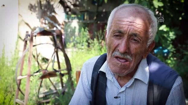 Yarım Asırlık Çarkçı Ali Ustanın Gidecek Yeri Yok: Bayram da Gelse Garibanlık Aynı 45