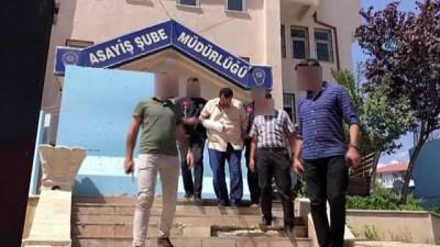 uyusturucu -  2 kişiyi yaralayan şahıs tutuklandı