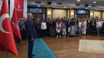 Başkan Uysal, İBB ailesiyle bayramlaştı