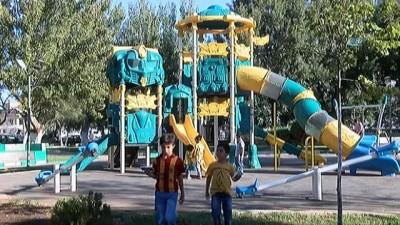 Bayramda parklar daha güvenli olacak
