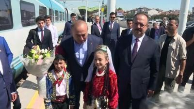 Çavuşoğlu, büyükelçiler ile Aya Elenia Müzesi ve Kelebek Vadisi'ni gezdi - KONYA