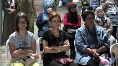 Depremde hayatını kaybeden vatandaşlar Kavaklı Sahili'nde törenle anıldı - KOCAELİ