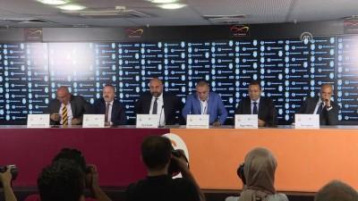 Galatasaray'a yeni sponsor - İSTANBUL